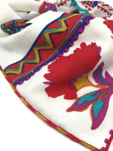 Load image into Gallery viewer, Floral Aztec Dog Bandana