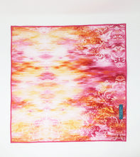 Load image into Gallery viewer, Boho Pink and Orange Bandana, Pink and Orange, Dog Bandana, Bohemian