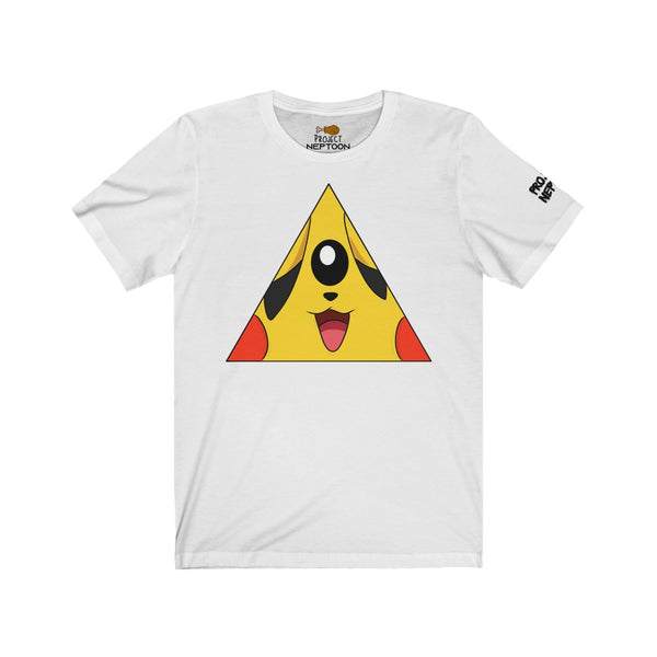 """Pika"" Toons of Controversy Unisex Jersey Short Sleeve Tee"