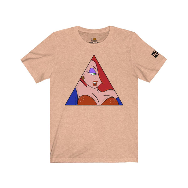 """Jessie"" Toons of ControUnisex Jersey Short Sleeve Tee"