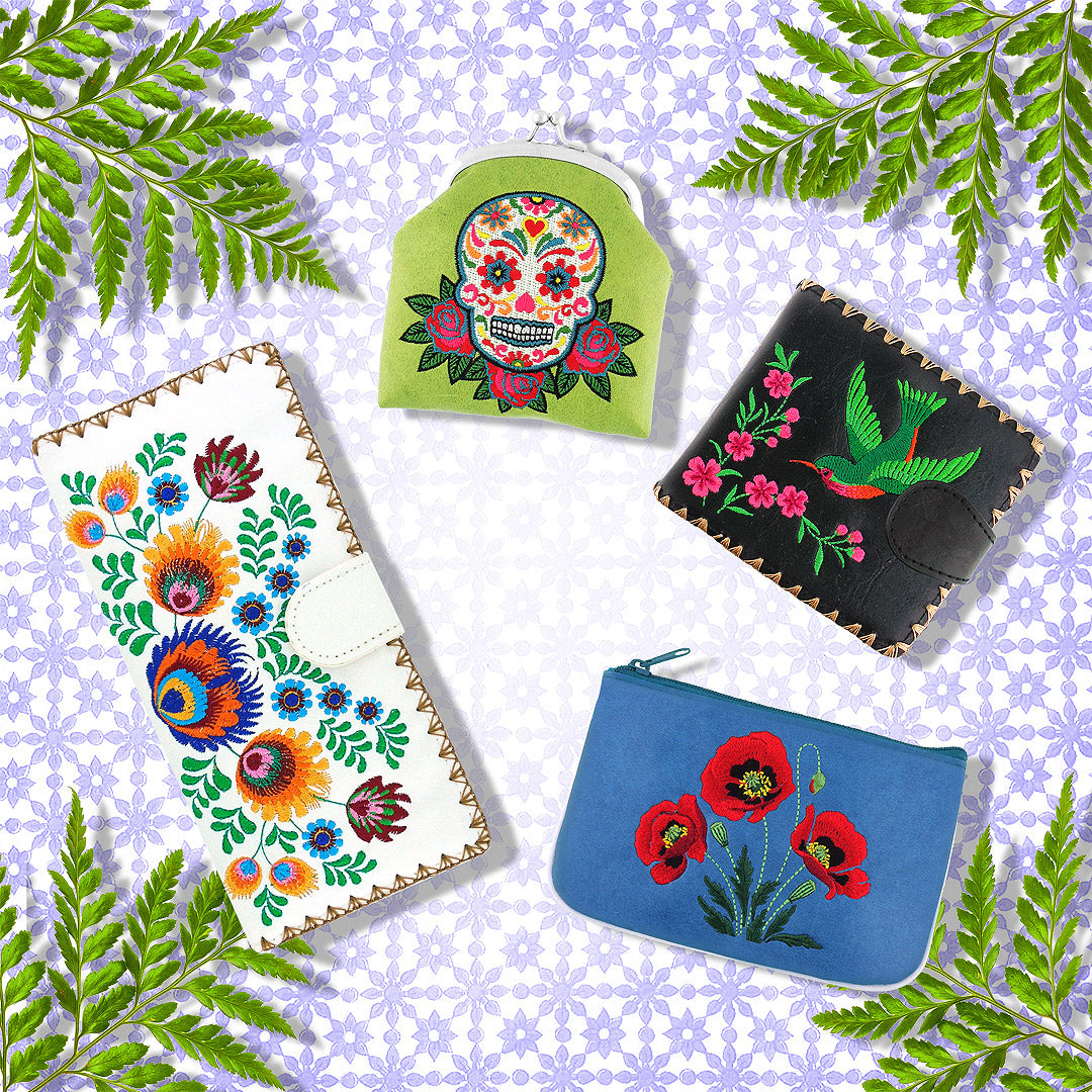 Contact PETA approved vegan brand LAVISHY to shop online for fun Eco-friendly vegan fashion accessories and gifts