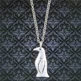 Online shopping for vintage style Penguin necklace from Riya collection by PETA approved vegan brand LAVISHY. Great gift for you or your girlfriend, wife, co-worker, friend & family. More fashion accessories for wholesale at www.lavishy.com for gift shop, clothing & fashion accessories boutique, book store since 2001.