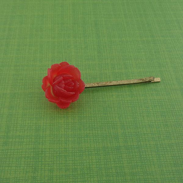 Online shopping for LAVISHY's unique, beautiful & affordable handmade resin Peony flower hair bobby pin. A great gift for you or your girlfriend, wife, co-worker, friend & family. Wholesale at www.lavishy.com with many unique & fun fashion accessories.