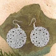 274-105: Filigree earrings