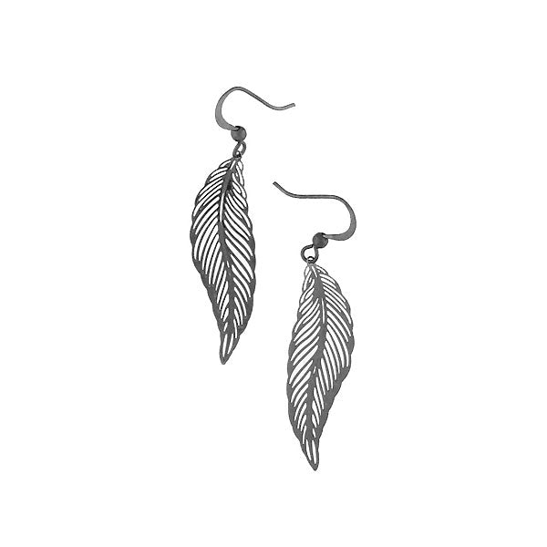 Shop PETA approved vegan brand LAVISHY's unique, beautiful & affordable light weight intricate filigree earrings feature delightful leaf. A great gift for you or your girlfriend, wife, co-worker, friend & family. Wholesale available at www.lavishy.com with many unique & fun fashion accessories.