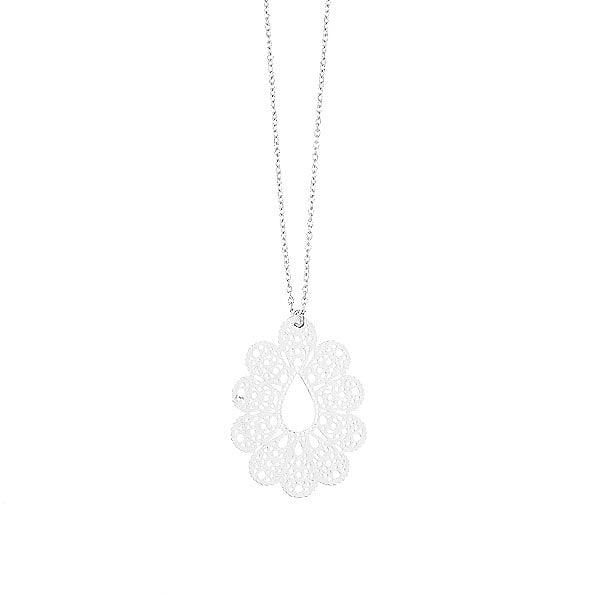274-185N: Filigree necklace