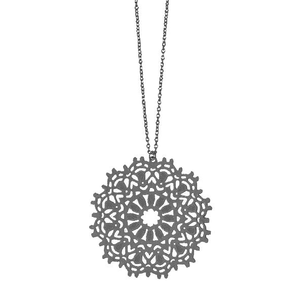 274-189N: Filigree necklace