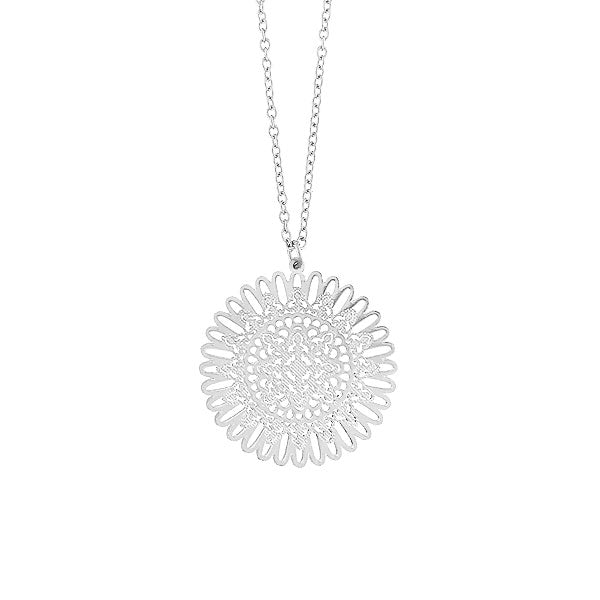 274-201N: Filigree necklace