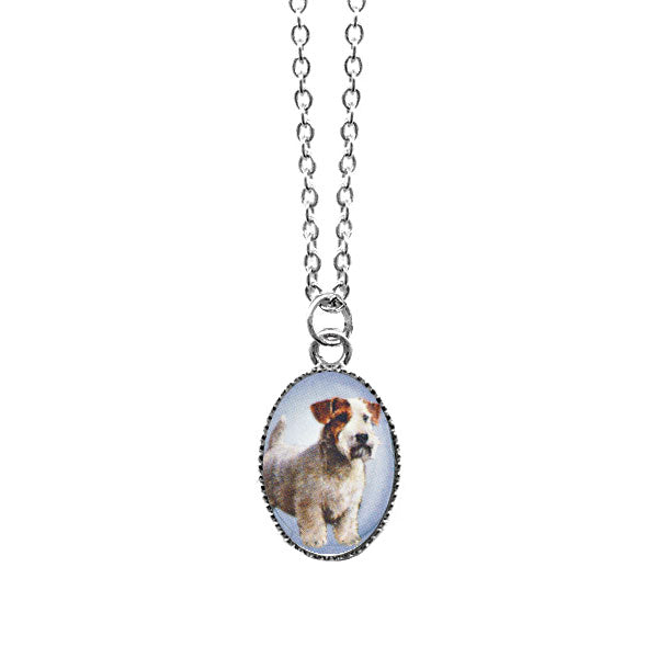 Shop LAVISHY's unique, handmade cute & dainty puppy dog necklace. A quirky & fun gift for you or your girlfriend, wife, co-worker, friend & family. Wholesale available at www.lavishy.com with many unique & fun fashion accessories.