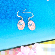 Shop LAVISHY's unique, handmade cute & dainty diamond ring earrings. A quirky & fun gift for you or your girlfriend, wife, co-worker, friend & family. Wholesale available at www.lavishy.com with many unique & fun fashion accessories.