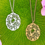 Shop LAVISHY 925 sterling silver or 12k gold plated filigree necklaces. For gift shop, boutique and corporate volume buyer to place wholesale order, please visit http://www.lavishy.com/wholesale/lavishy-wholesale-silver-and-gold-plated-filigree-earrings-and-necklaces.htm