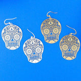 Shop LAVISHY 925 sterling silver or 12k gold plated filigree earrings. For gift shop, boutique and corporate volume buyer to place wholesale order, please visit http://www.lavishy.com/wholesale/lavishy-wholesale-silver-and-gold-plated-filigree-earrings-and-necklaces.htm