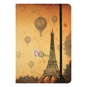 Online Online shopping for LAVISHYping for LAVISHY Eco-friendly vintage style Paris Eiffel Tower journal