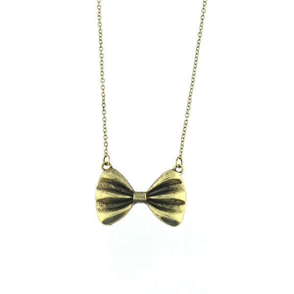 Online shopping for LAVISHY's unique, playful & affordable vintage look retro style bow tie necklace. It's fun to wear everyday also make great gift for your family & friends. Wholesale at www.lavishy.com with many unique & fun fashion accessories to gift shop, clothing & fashion accessories boutique, book store since 2001.
