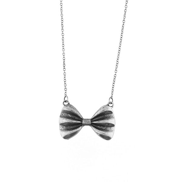 Shop LAVISHY's unique, beautiful & affordable retro style bow tie necklace. A great gift for you or your girlfriend, wife, co-worker, friend & family. Wholesale available at www.lavishy.com with many unique & fun fashion accessories.