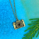 Shop LAVISHY's unique, beautiful & affordable retro style camera necklace. A great gift for you or your girlfriend, wife, co-worker, friend & family. Wholesale available at www.lavishy.com with many unique & fun fashion accessories.
