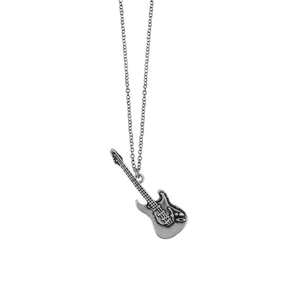 Shop LAVISHY's unique, beautiful & affordable retro style guitar necklace. A great gift for you or your girlfriend, wife, co-worker, friend & family. Wholesale available at www.lavishy.com with many unique & fun fashion accessories.