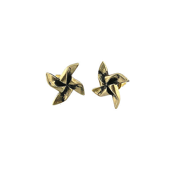 Shop LAVISHY's unique, beautiful & affordable retro style pinwheel stud earrings. A great gift for you or your girlfriend, wife, co-worker, friend & family. Wholesale available at www.lavishy.com with many unique & fun fashion accessories.