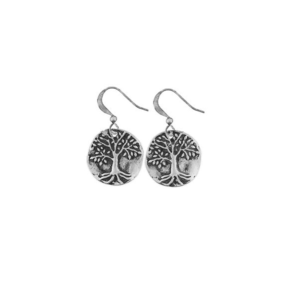 Shop PETA approved vegan brand LAVISHY's unique, beautiful, affordable & meaningful handmade vintage style tree of life earrings. A thoughtful gift for you or your girlfriend, wife, co-worker, friend & family. Wholesale available at www.lavishy.com with many unique & fun fashion jewelry.