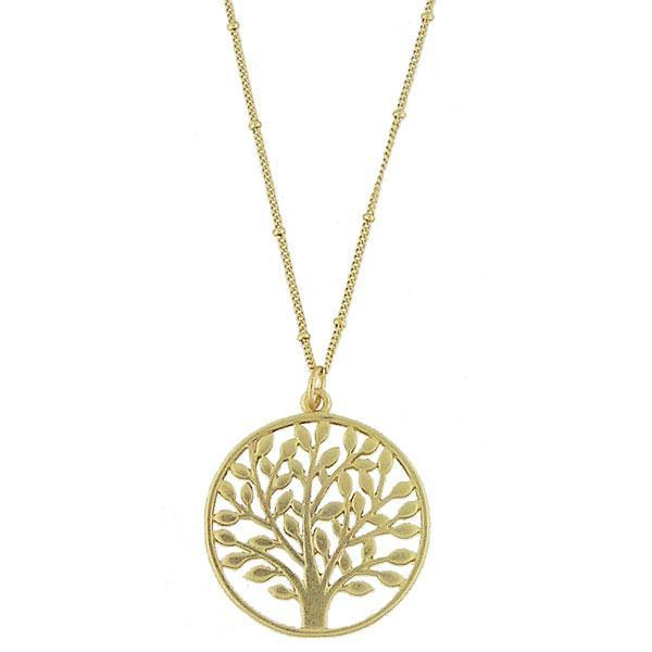 Online shopping for LAVISHY's fun & affordable vintage style cutout tree of life pendant necklace. A great gift for you or your girlfriend, wife, co-worker, friend & family. Wholesale at www.lavishy.com with many unique & fun fashion accessories.