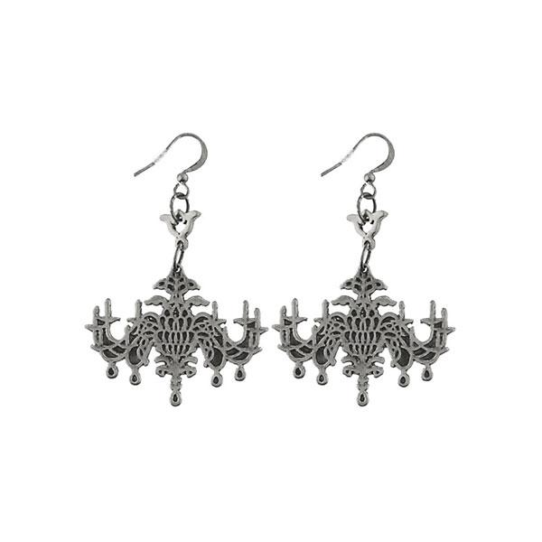 Online shopping for PETA approved vegan brand LAVISHY's unique, beautiful, affordable & meaningful handmade vintage style chandelier earrings. A thoughtful gift for you or your girlfriend, wife, co-worker, friend & family. Wholesale at www.lavishy.com with many unique & fun fashion jewelry.