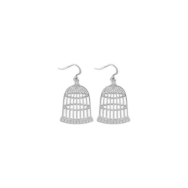 Shop PETA approved vegan brand LAVISHY's unique, beautiful, affordable & meaningful handmade vintage style bird cage earrings. A thoughtful gift for you or your girlfriend, wife, co-worker, friend & family. Wholesale available at www.lavishy.com with many unique & fun fashion jewelry.