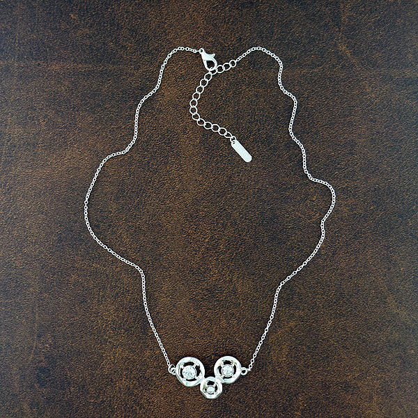 Online shopping for handmade necklace with rhinestone accent. A great gift for you or your girlfriend, wife, co-worker, friend & family. Wholesale at www.lavishy.com with many unique & fun fashion accessories.