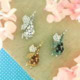 Online shopping for rhodium plated Swarovski crystal studded angel brooch. A great gift for you or your girlfriend, wife, co-worker, friend & family. Wholesale available at www.lavishy.com with many unique & fun fashion accessories.