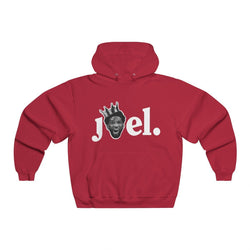 King Joel Hoodie Hoodie Printify True Red L