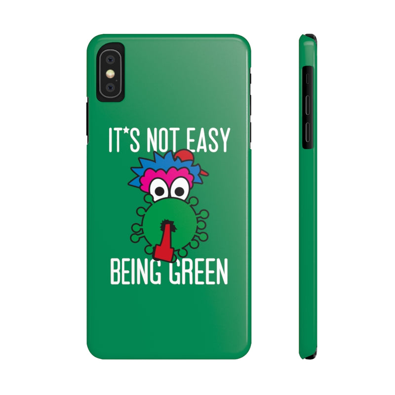 Easy Being Green Case
