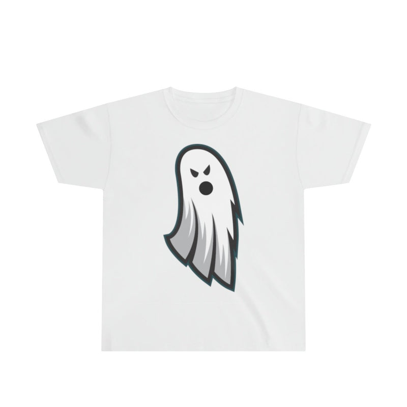 Football Ghost (Youth) Kids clothes Printify XS White