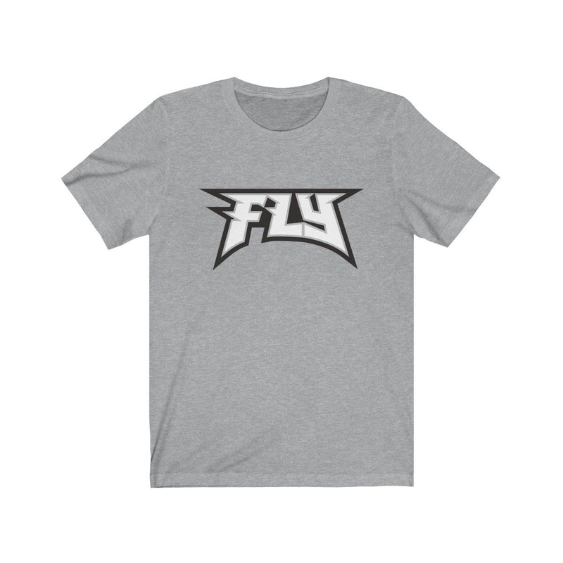 FLY T-Shirt Printify Athletic Heather XS