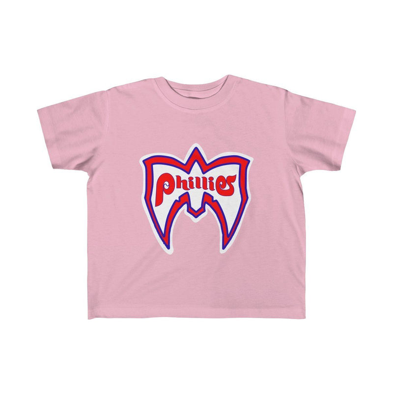 Ultimate Phillies Fan (Toddler) Kids clothes Phan Tees 5T-6T Pink