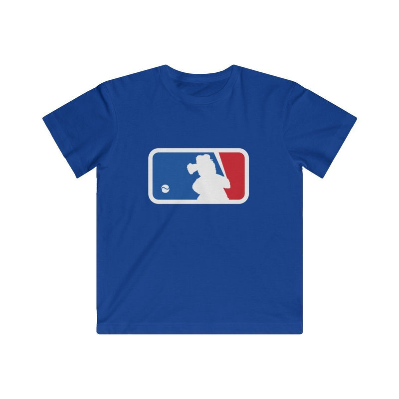 Major League Fan (Youth) Kids clothes Printify Royal XL (10-12yr)