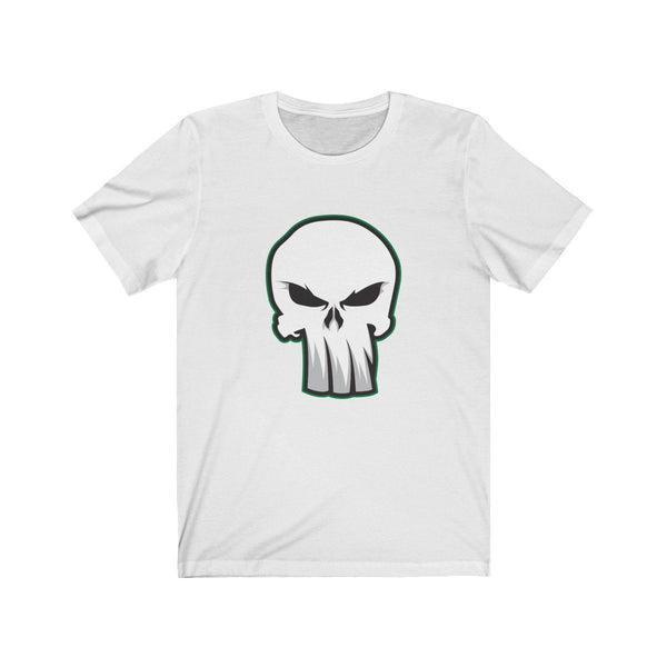Eagles Punisher T-Shirt Printify White XS