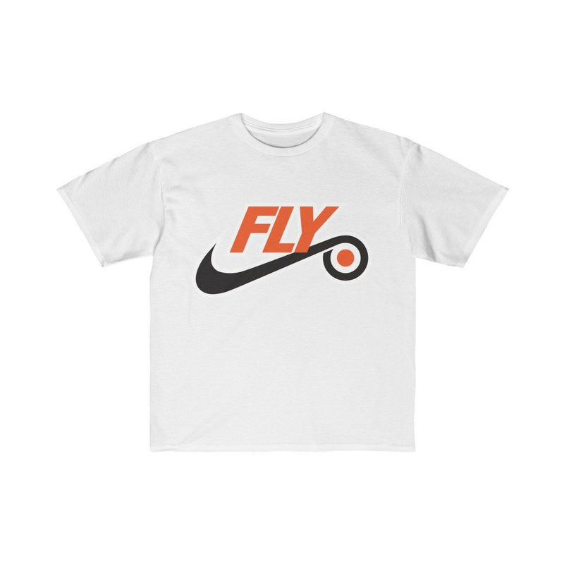 FLY (Youth) Kids clothes Printify White L