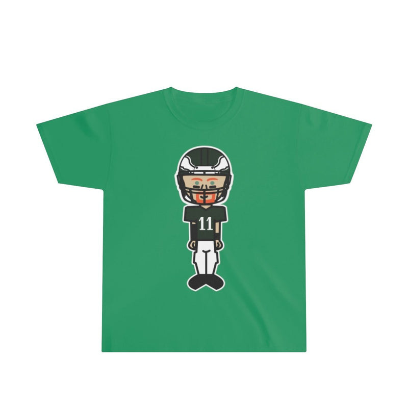 Wentz Bobblehead (youth) Kids clothes Printify XS Kelly Green