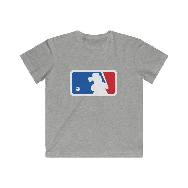 Major League Fan (Youth) Kids clothes Printify Heather L (8-10yr)