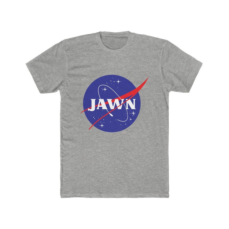 NASA Jawn T-Shirt Phan Tees Heather Grey L