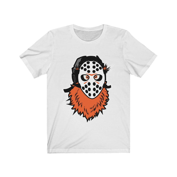Gritty Mask T-Shirt Phan Tees White XS