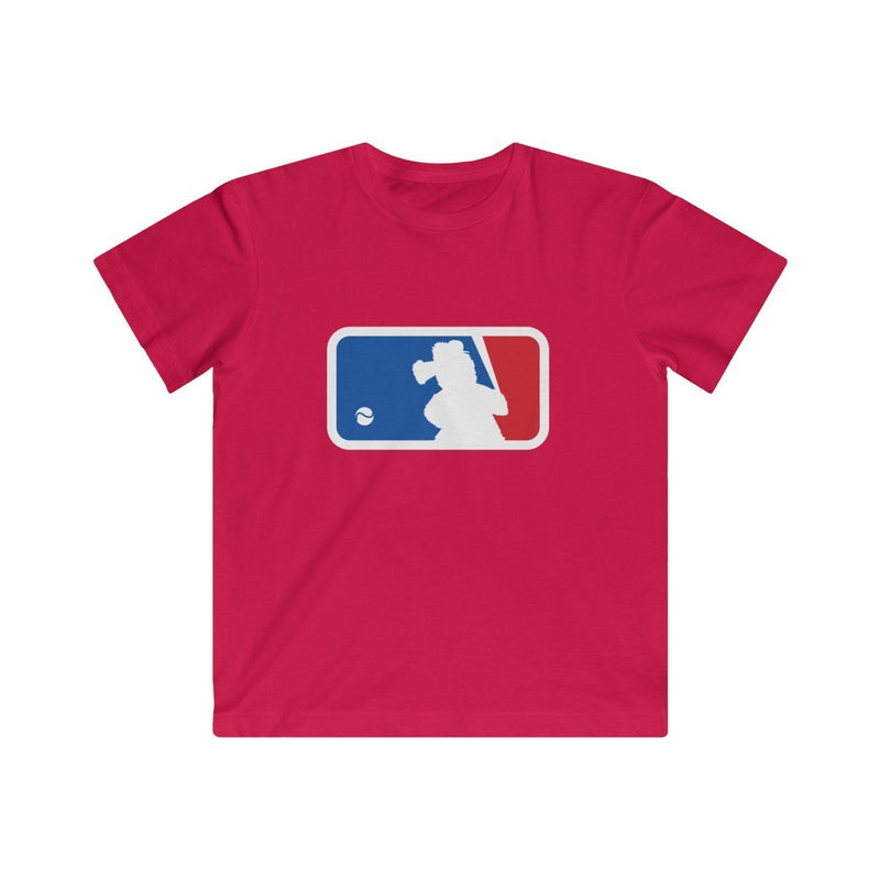 Major League Fan (Youth) Kids clothes Printify Red XL (10-12yr)