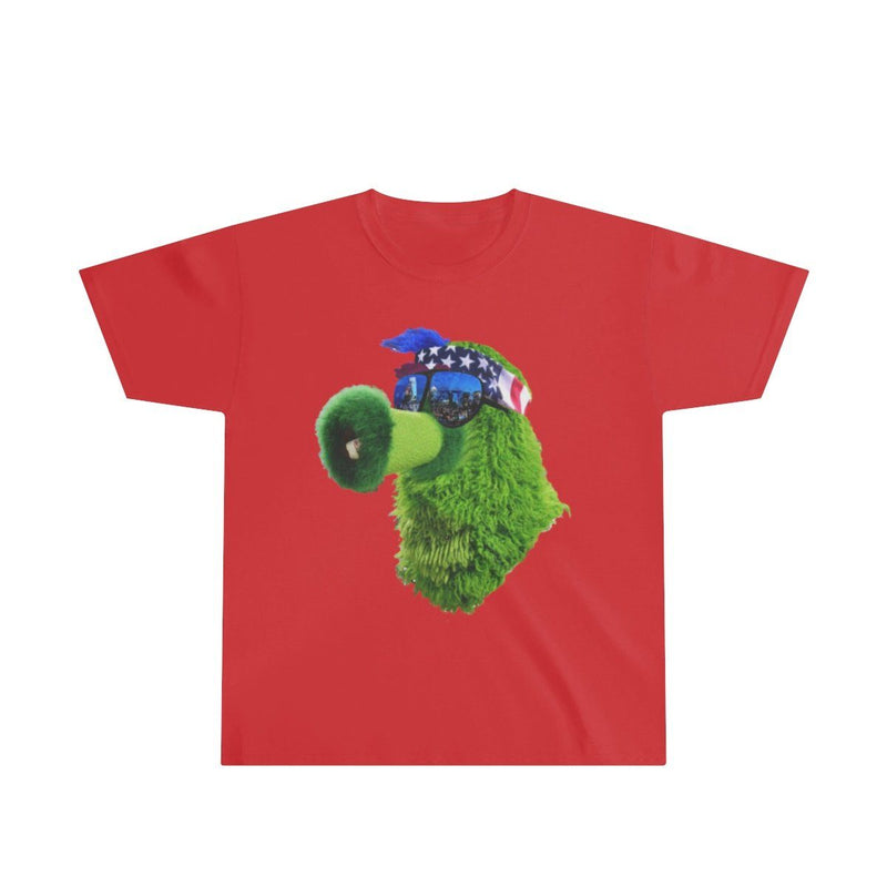 American Phanatic (Youth) Kids clothes Printify XS Red