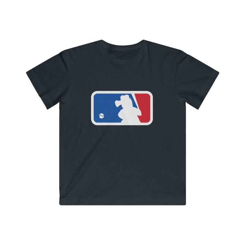 Major League Fan (Youth) Kids clothes Printify Black XL (10-12yr)