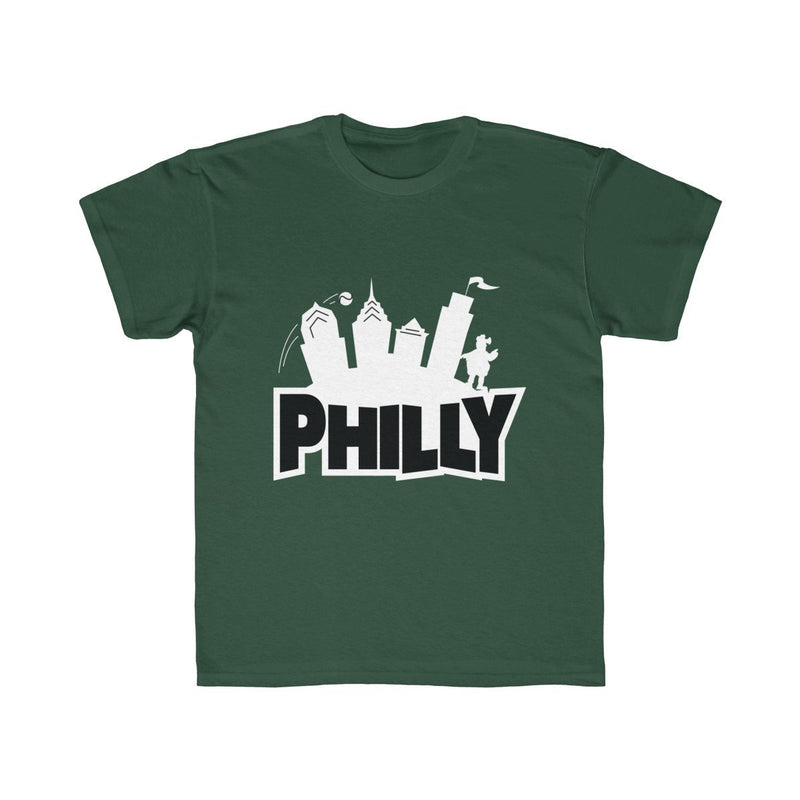 Fortnite Philly (Youth) Kids clothes Printify Forest XS