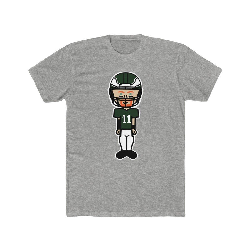 Wentz Bobblehead T-Shirt Phan Tees Heather Grey XS