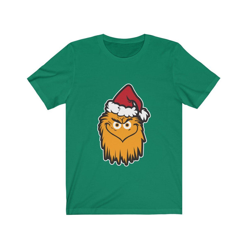 The Grit That Stole Christmas T-Shirt Printify Kelly XS