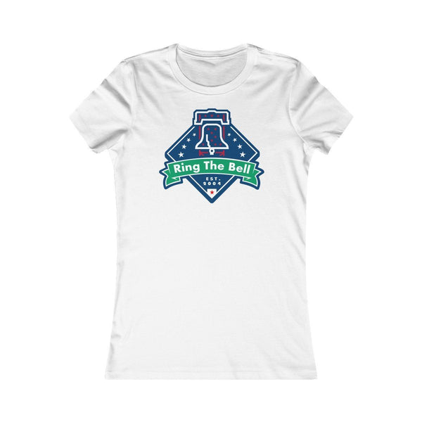 Ring the Bell (W) T-Shirt Printify White L