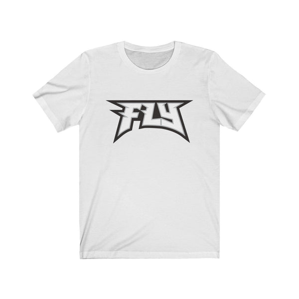 FLY T-Shirt Printify White XS