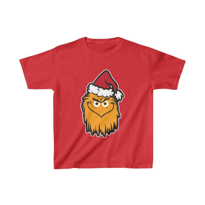 The Grit That Stole Christmas (Y) Kids clothes Printify Red XS