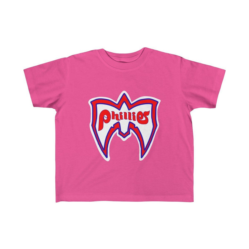 Ultimate Phillies Fan (Toddler) Kids clothes Phan Tees 5T-6T Hot Pink